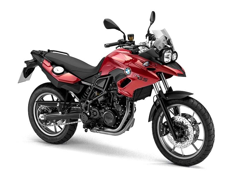 BMW F700GS (2013 onwards) motorcycle