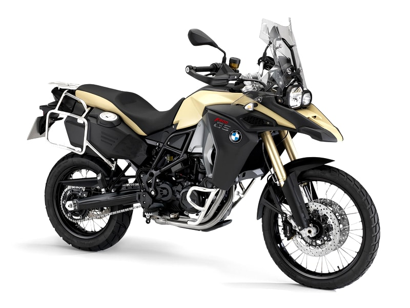 BMW F800GS Adventure (2013 onwards) motorcycle