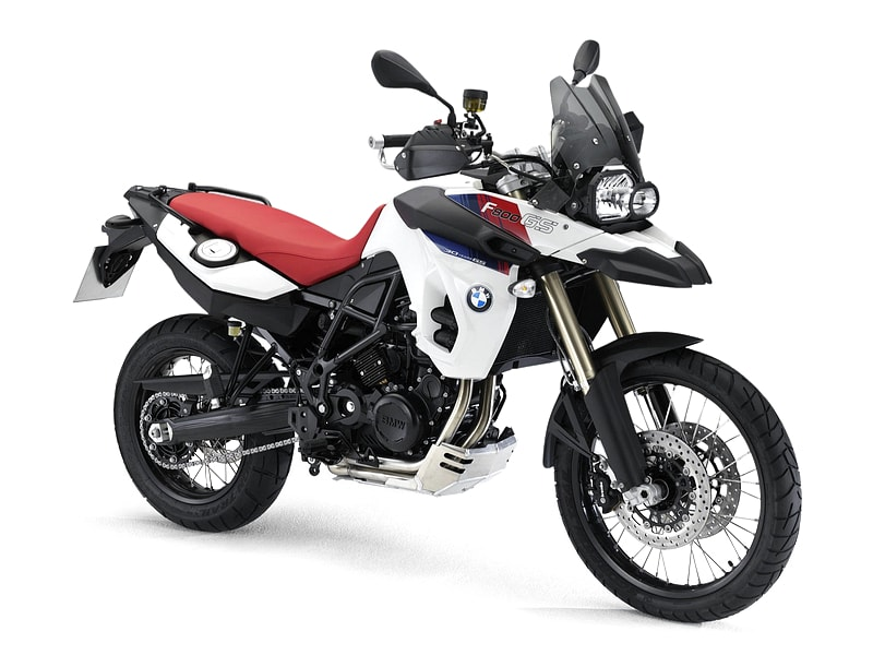 BMW F800GS (2008 - 2018) motorcycle