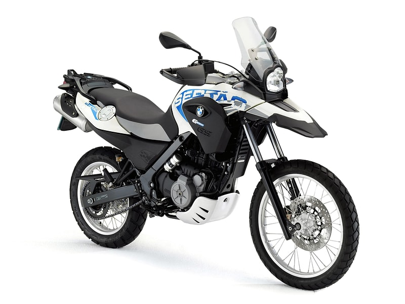 BMW G650GS (2011 onwards) motorcycle