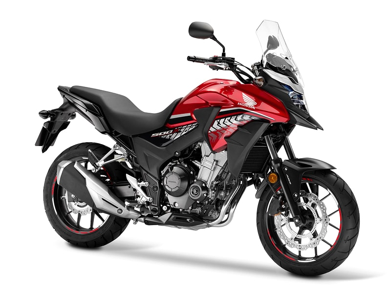 Honda CB500X (2013 - 2018) motorcycle