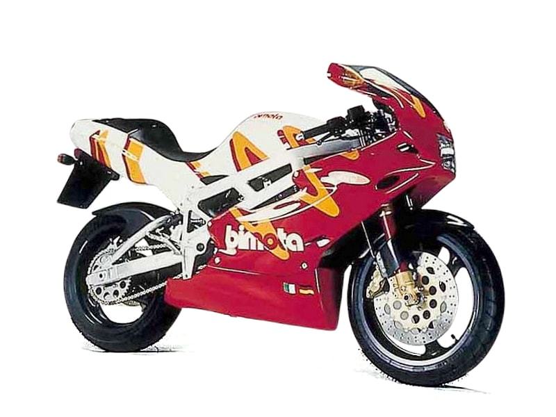 Bimota BB1 Supermono (1995 - 1999) motorcycle