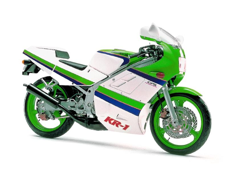 Kawasaki KR1 (1990 - 1992) motorcycle