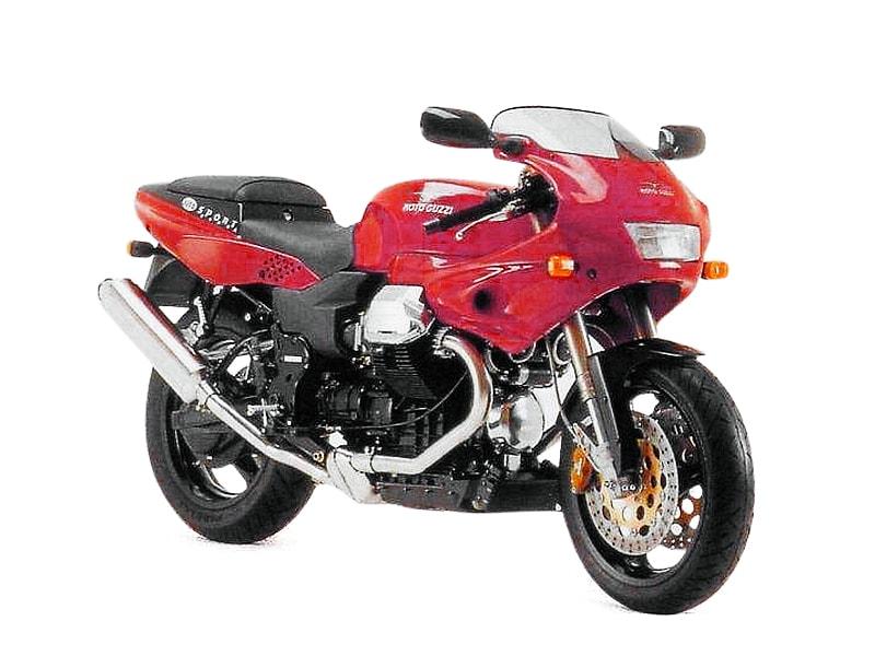 Moto Guzzi 1100 Sport (1995 - 2000) motorcycle