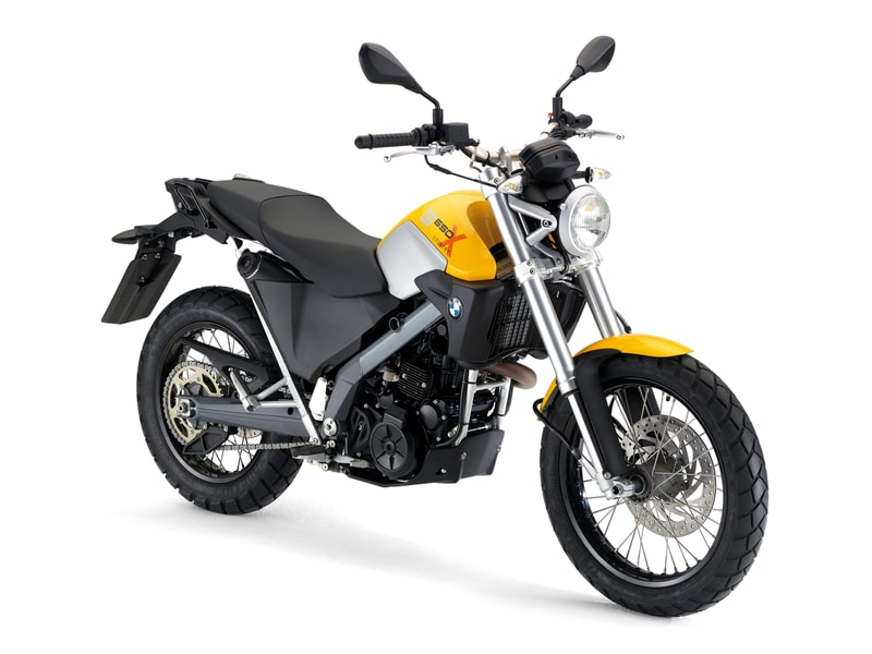 BMW G650 XCountry (2007 - 2012) motorcycle
