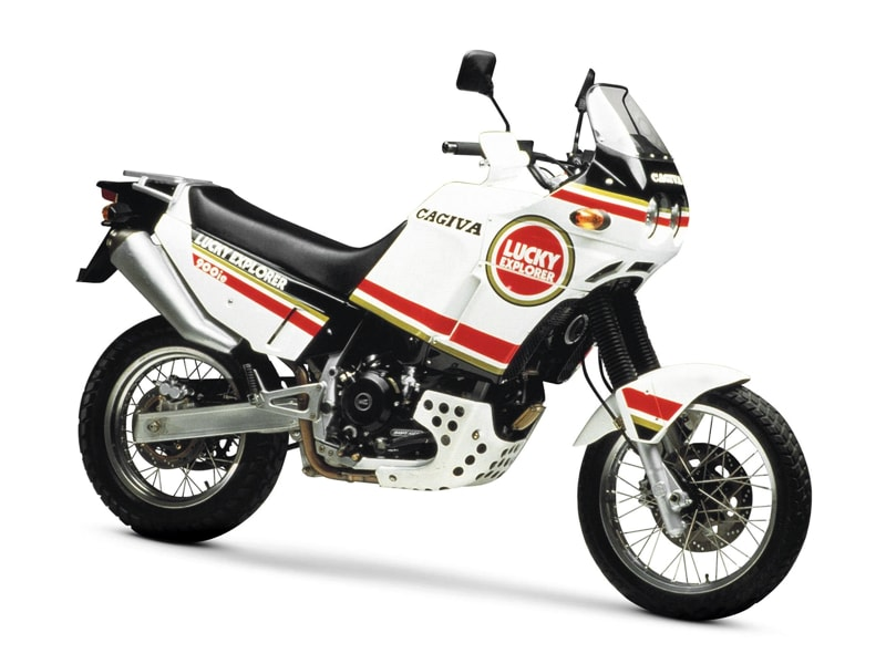 Cagiva Elefant 900 (1993 - 1999) motorcycle