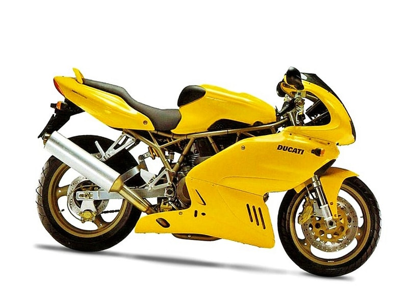 Ducati 1000SS (2002 - 2006) motorcycle