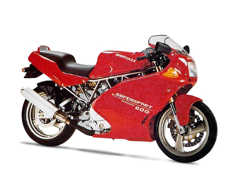 Ducati 600SS (1993 - 1999) motorcycle
