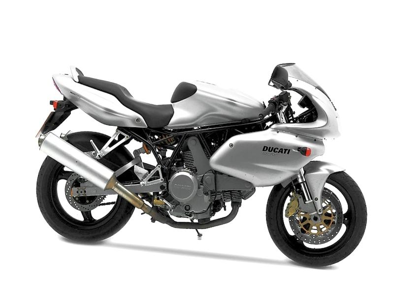 Ducati 620 Sport (2002 - 2003) motorcycle