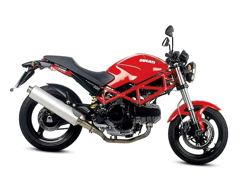 Ducati Monster 695 (2006 - 2008) motorcycle