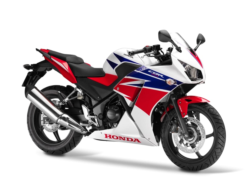 Honda CBR300R (2014 onwards) motorcycle