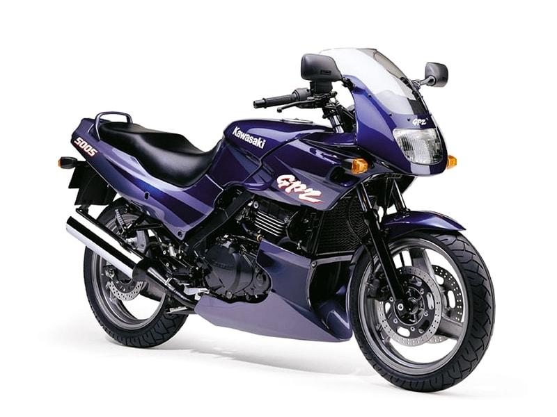 Kawasaki GPZ500S (1987 - 2004) motorcycle