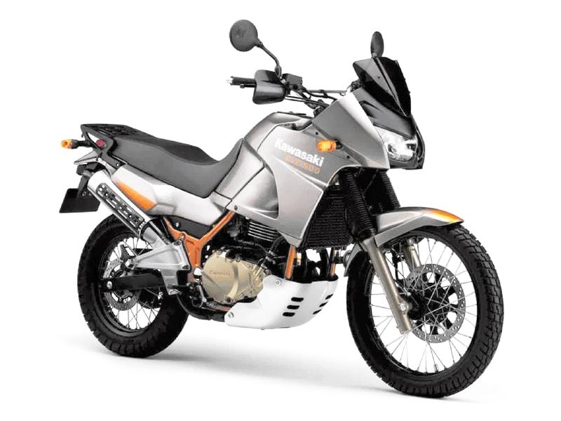 Kawasaki KLE500 (1991 - 2007) motorcycle