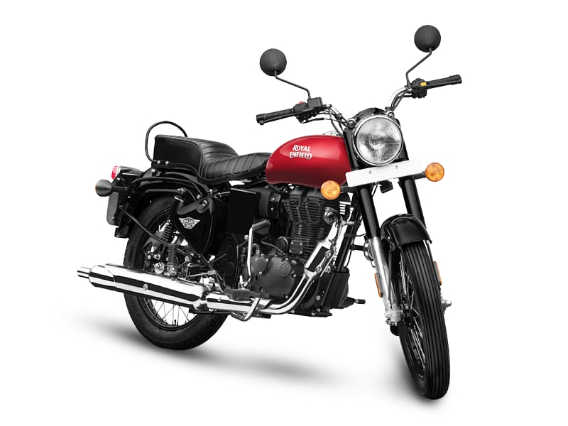 Royal Enfield Bullet 350 (1987 - 2006) motorcycle