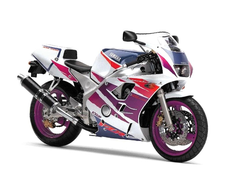 Yamaha FZR400 (1988 - 1994) motorcycle