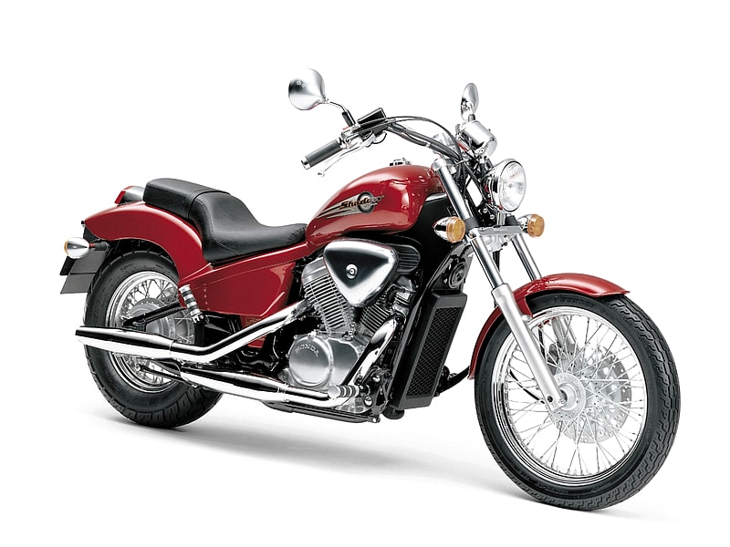 Honda VT600 Shadow (1992 - 2002) motorcycle
