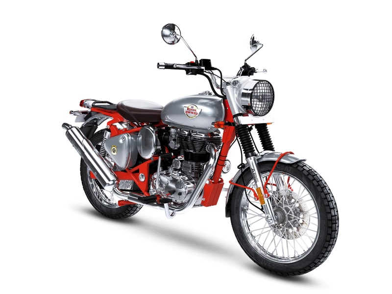 Royal Enfield Bullet 500 Trials (2009 onwards) motorcycle