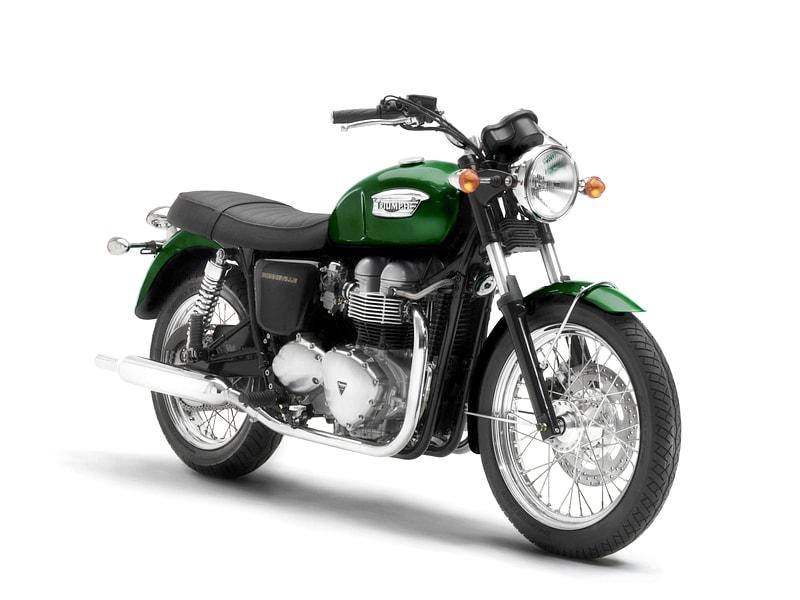 Triumph Bonneville 900 (2000 - 2014) motorcycle