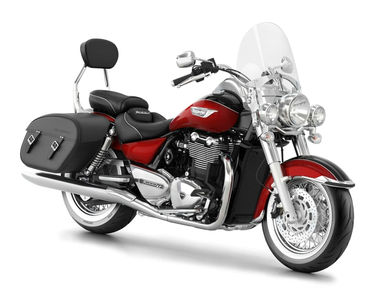 Triumph Thunderbird 1700 LT (2014 onwards) motorcycle