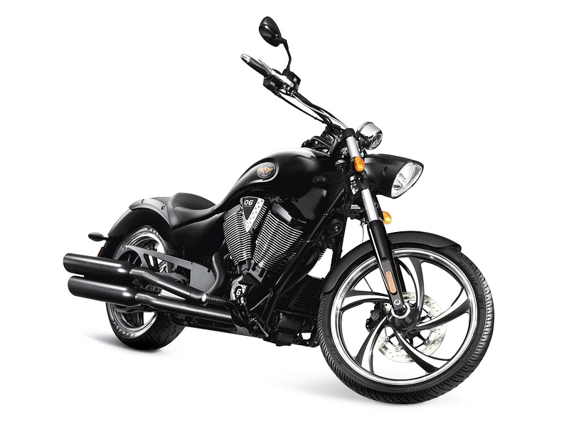Victory Hammer 8-Ball (2010 onwards) motorcycle