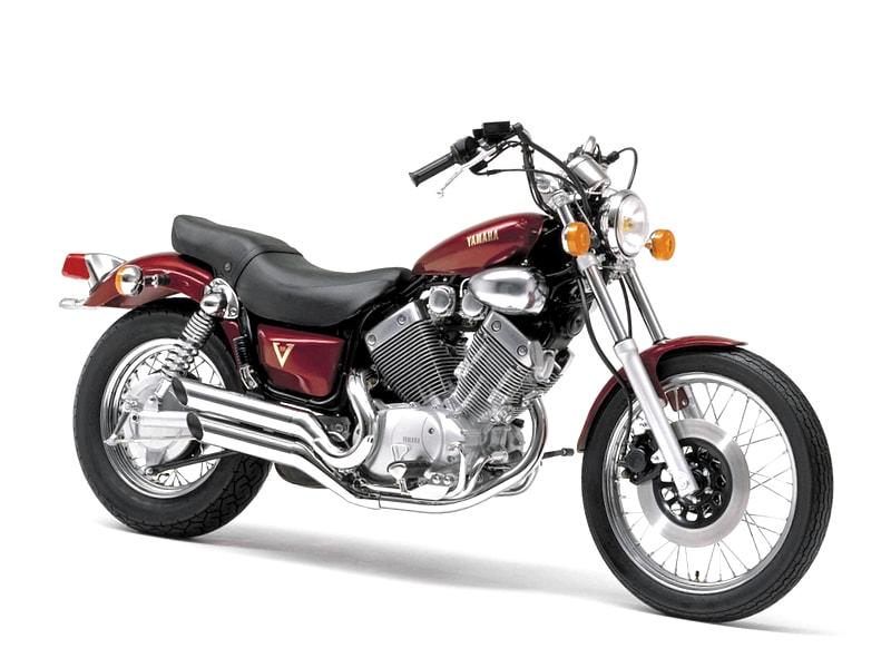Yamaha XV535 Virago (1988 - 2004) motorcycle