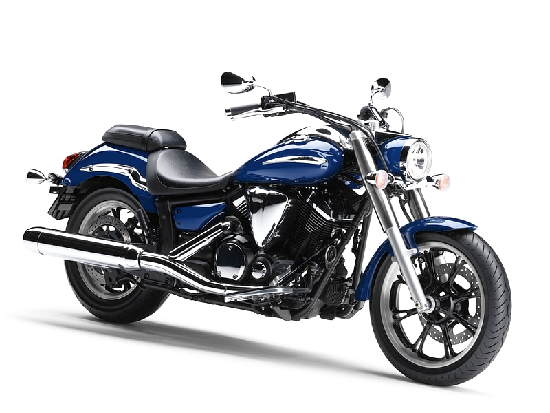 Yamaha XVS950A Midnight Star (2009 onwards) motorcycle