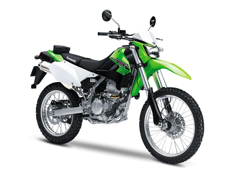 Kawasaki KLX250 (2009 onwards) motorcycle