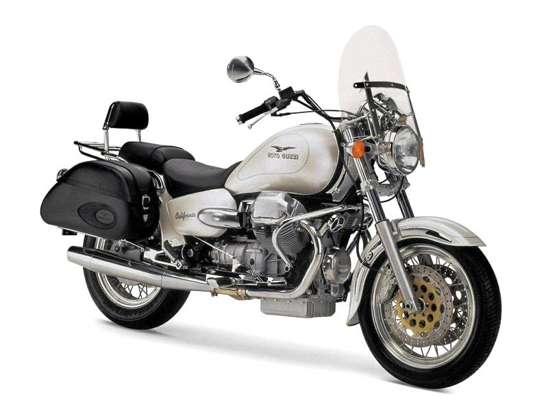 Moto Guzzi California 1100EV (1997 - 2012) motorcycle
