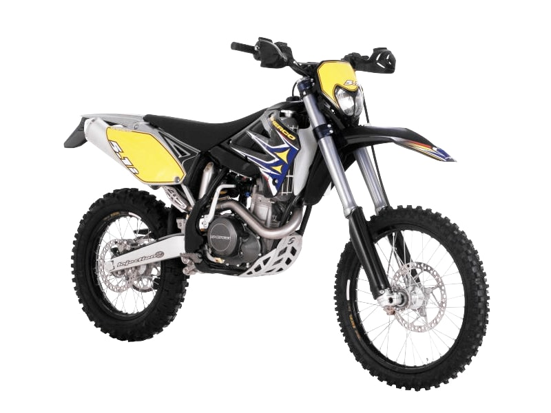 Sherco 4.5i Enduro (2004 onwards) motorcycle