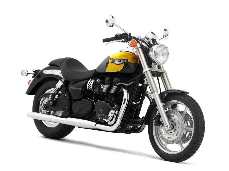 Triumph Speedmaster (2002 - 2011) motorcycle