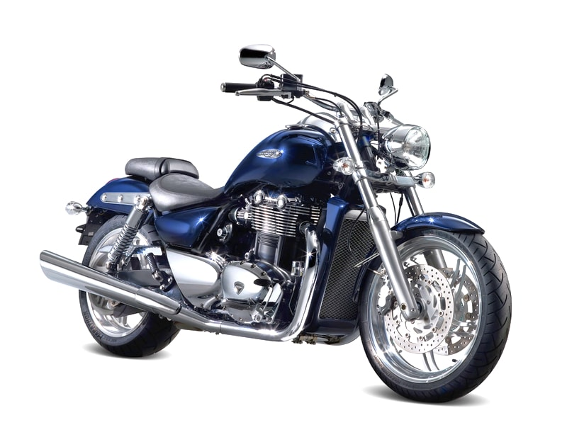 Triumph Thunderbird 1600 (2009 onwards) motorcycle