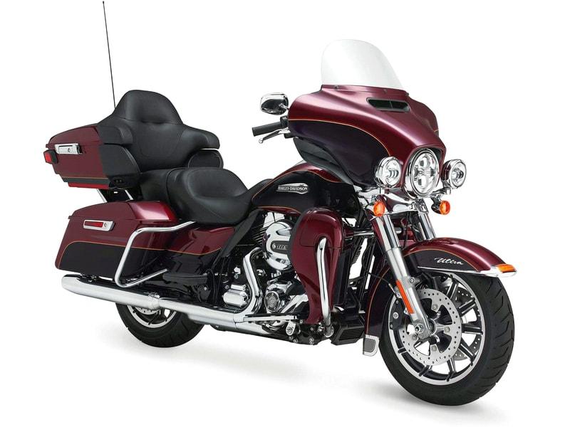Harley-Davidson Electra Glide Ultra Classic (2010 onwards) motorcycle