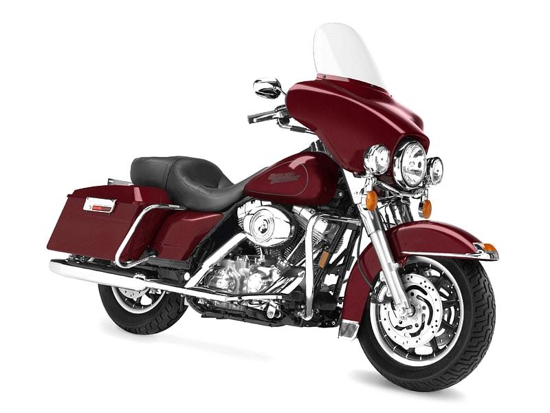 Harley-Davidson Electra Glide (1988 onwards) motorcycle