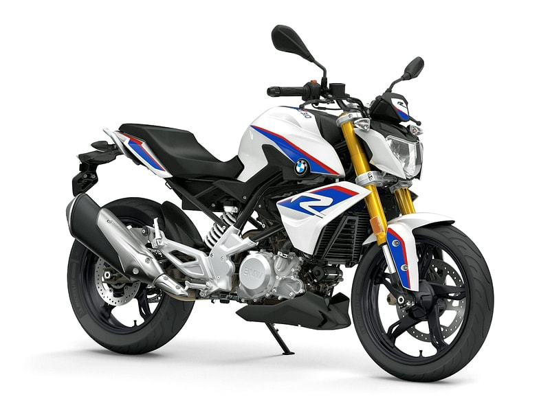 BMW G310R (2016 onwards) motorcycle