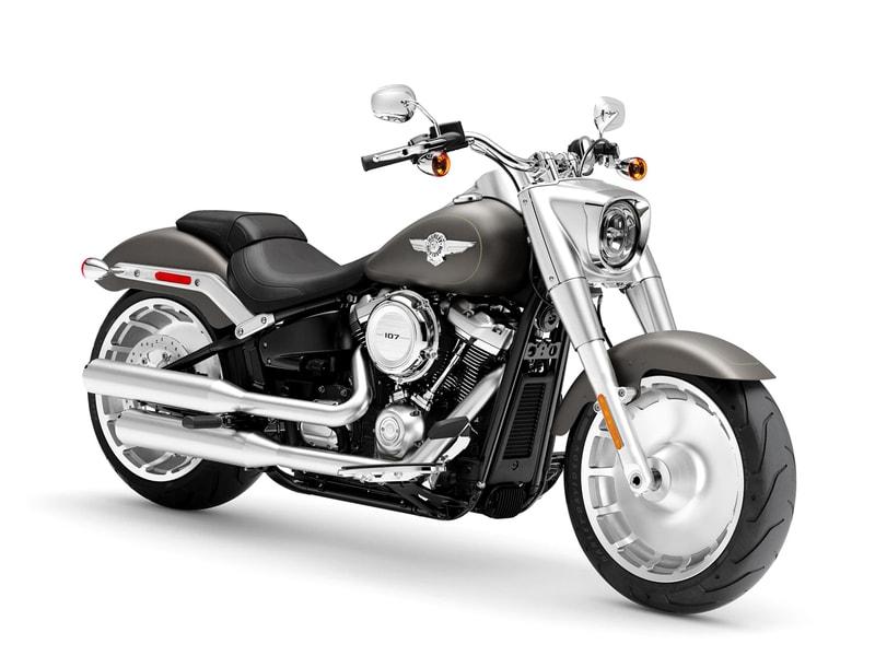 Harley-Davidson Fat Boy (2018 onwards) motorcycle
