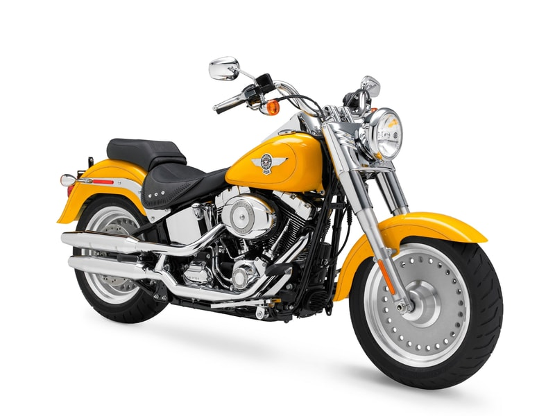 Harley-Davidson Fat Boy (1989 - 1999) motorcycle