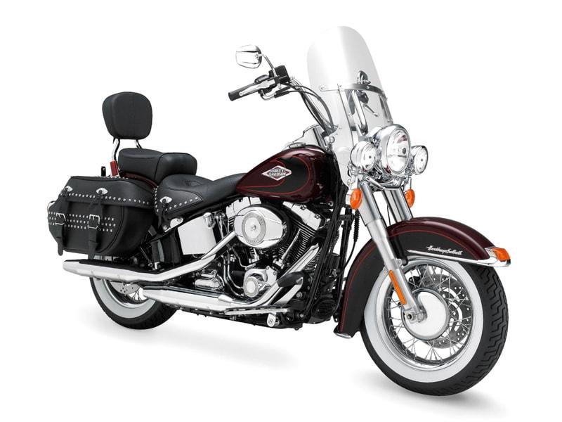 Harley-Davidson Heritage Softail (1988 onwards) motorcycle
