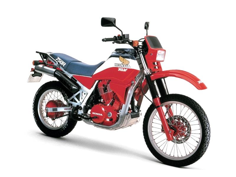 Honda XLV750R (1983 - 1986) motorcycle