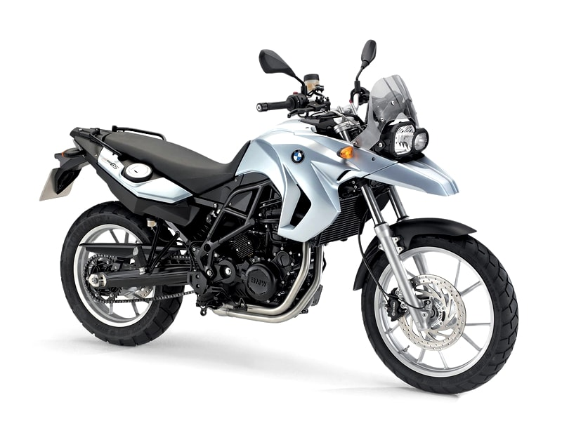 BMW F650GS (2008 - 2013) motorcycle