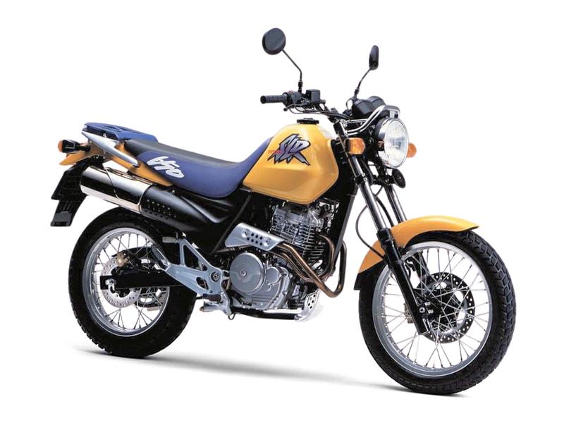 Honda SLR650 (1996 - 2001) motorcycle