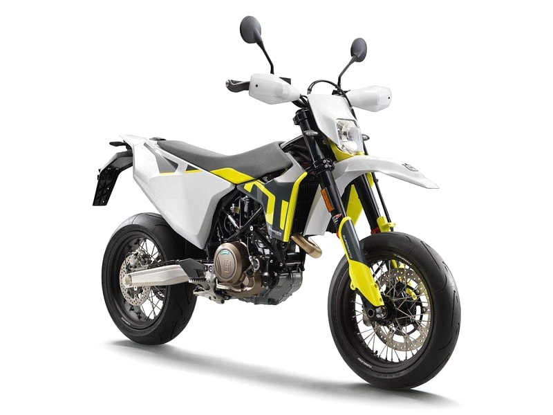 Husqvarna 701 Supermoto (2016 onwards) motorcycle