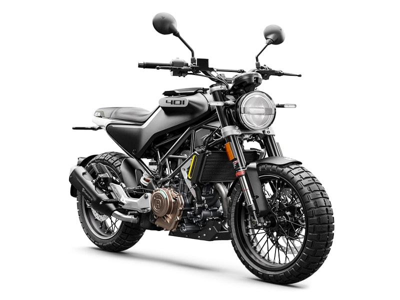 Husqvarna Svartpilen 401 (2018 onwards) motorcycle