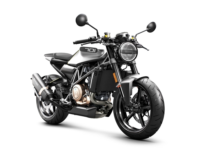 Husqvarna Vitpilen 701 (2018 onwards) motorcycle