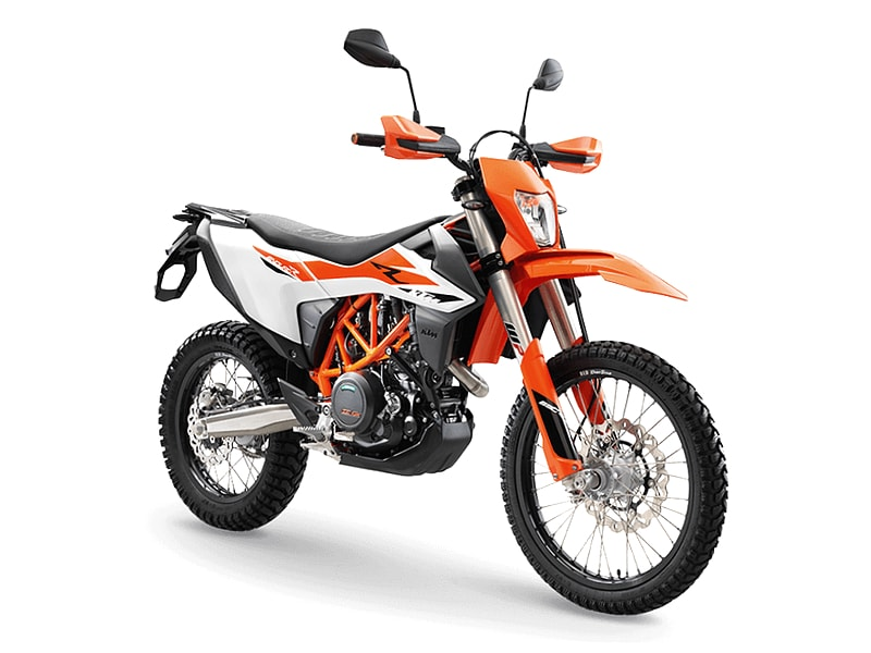 KTM 690 Enduro R (2019 onwards) motorcycle