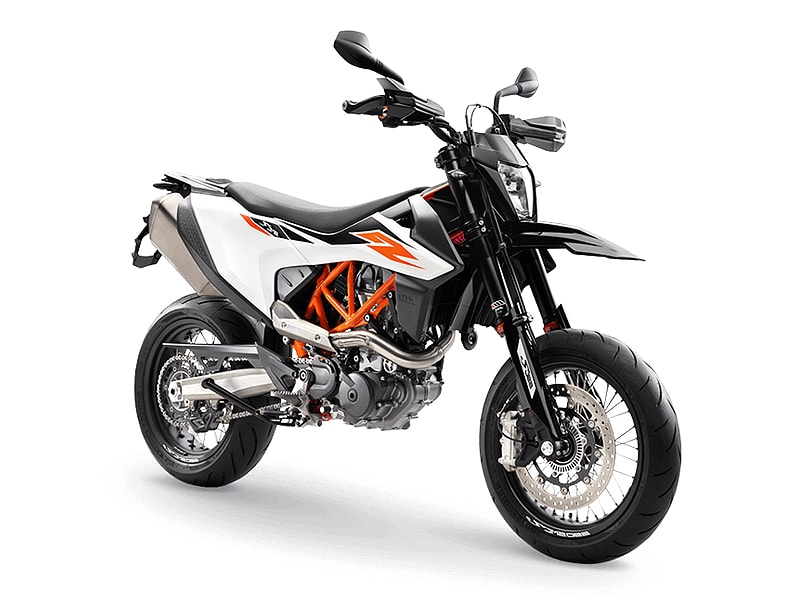 KTM 690 SMC R (2019 onwards) motorcycle