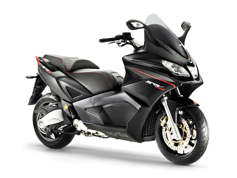 Aprilia SRV 850 (2012 onwards) motorcycle