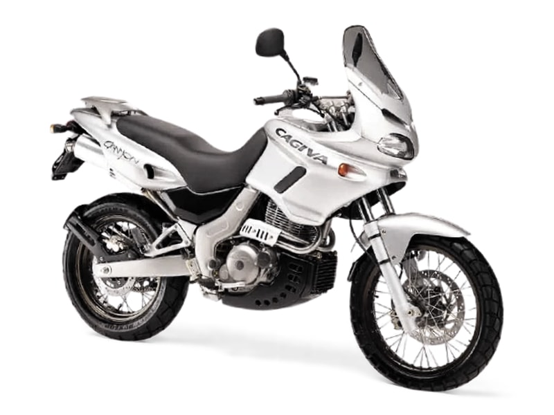 Cagiva Canyon 500 (1996 - 2002) motorcycle