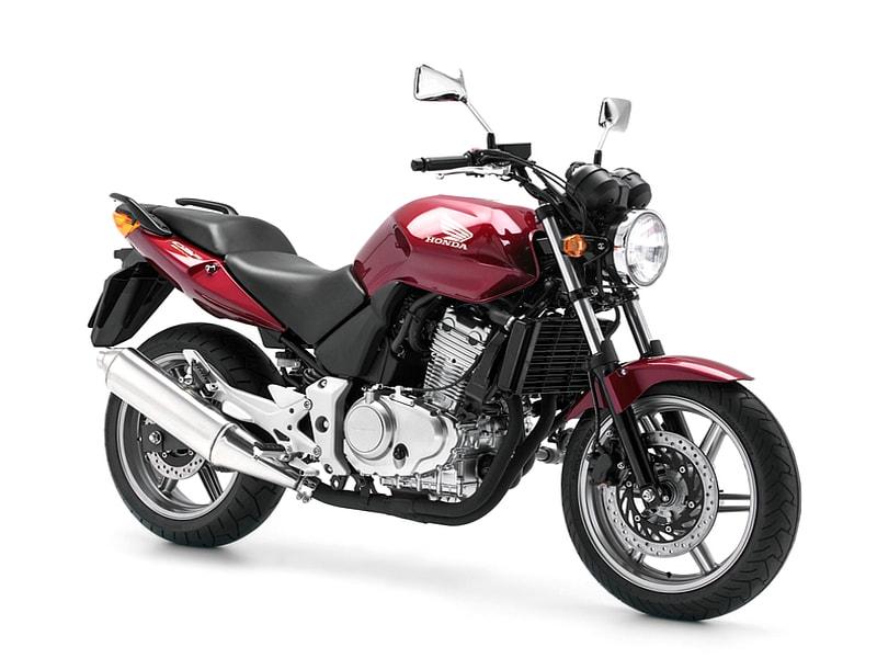Honda CBF500 (2004 - 2008) motorcycle