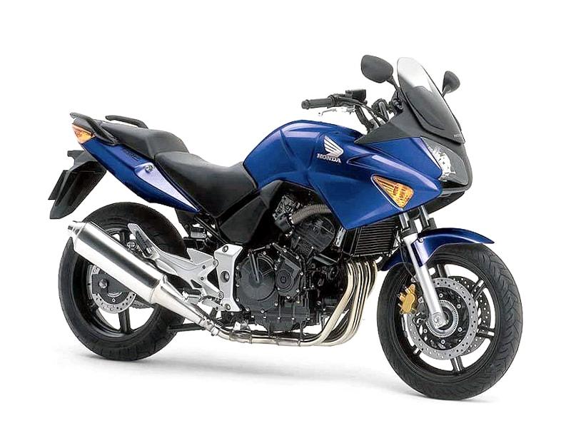 Honda CBF600 (2004 - 2007) motorcycle