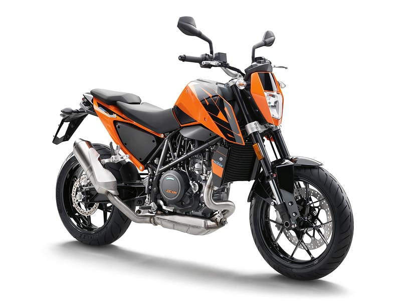 KTM 690 Duke (2016 onwards) motorcycle